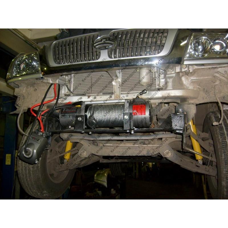 Амортизатор передний Dobinson 1 шт Great Wall Safe (ГЖЕЛЬ)/Hover/Hover H3/Hover H5