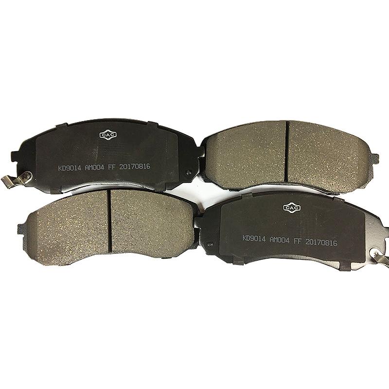 Колодки тормозные передние HAVAL H9 / H8 ( REMSA, Испания) комплект