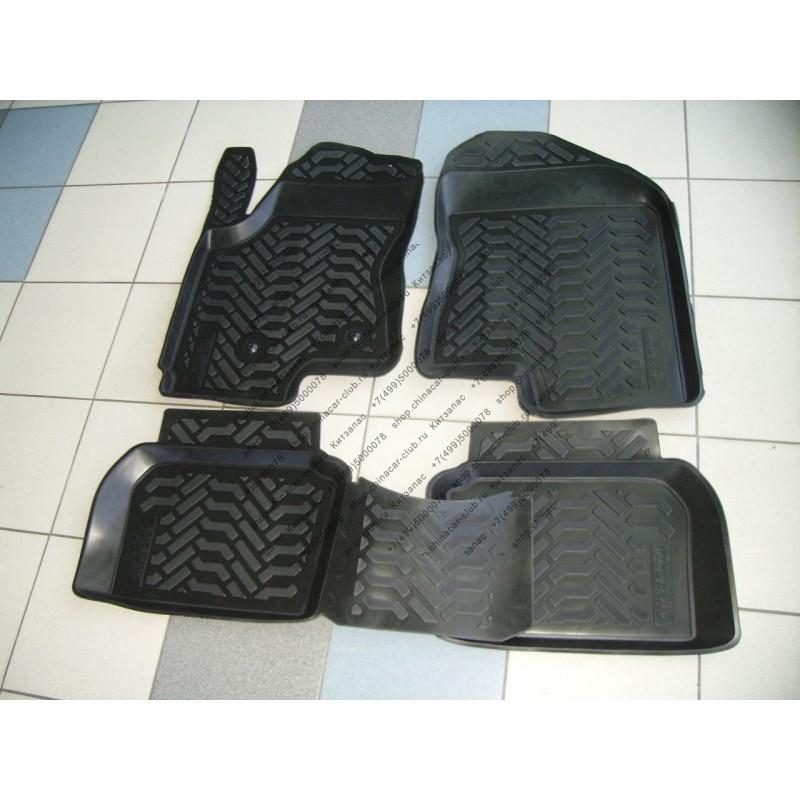 Коврики в салон Changan CS35 (2012-) комплект