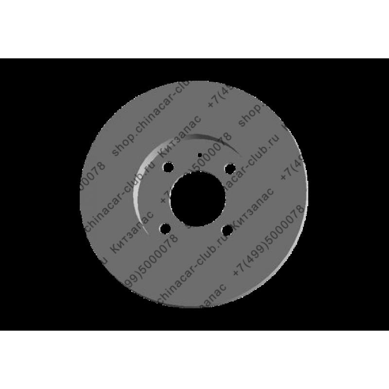 Диск тормозной передний Amulet A11-3501075