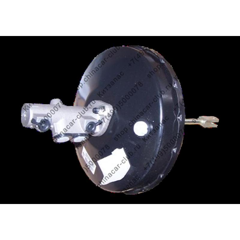 Усилитель вакуумный в сборе с гл.тор.цилиндром Amulet A11-3510010AB