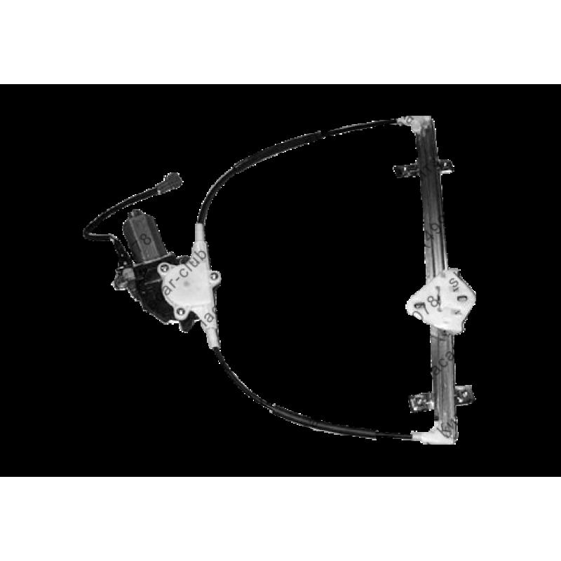 Стеклоподъемник двери передней левой электрический Amulet A11-6104110AB