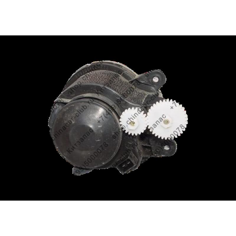 Фара противотуманная левая Amulet круглая A15-3732010BA