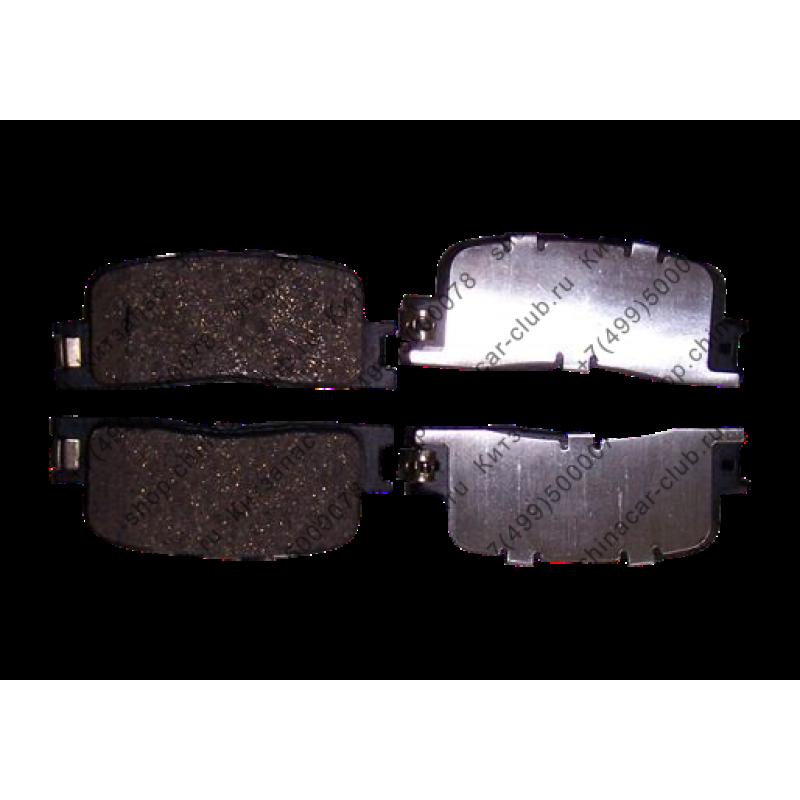Колодки тормозные задние Fora A21-3501090