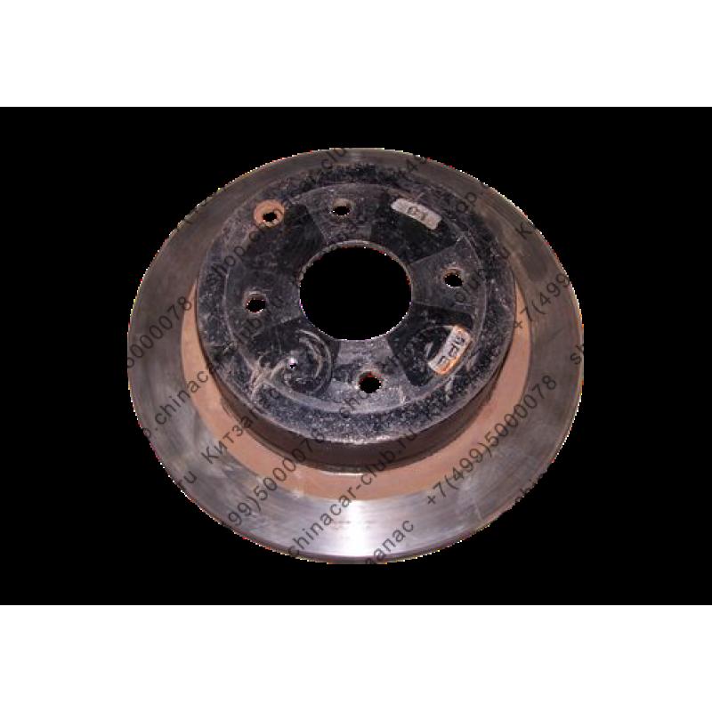 Диск тормозной задний Fora A21-3502075