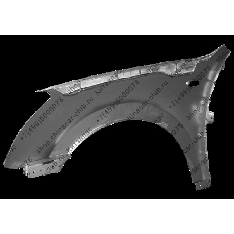 Крыло переднее правое Fora A21-8403760-DY