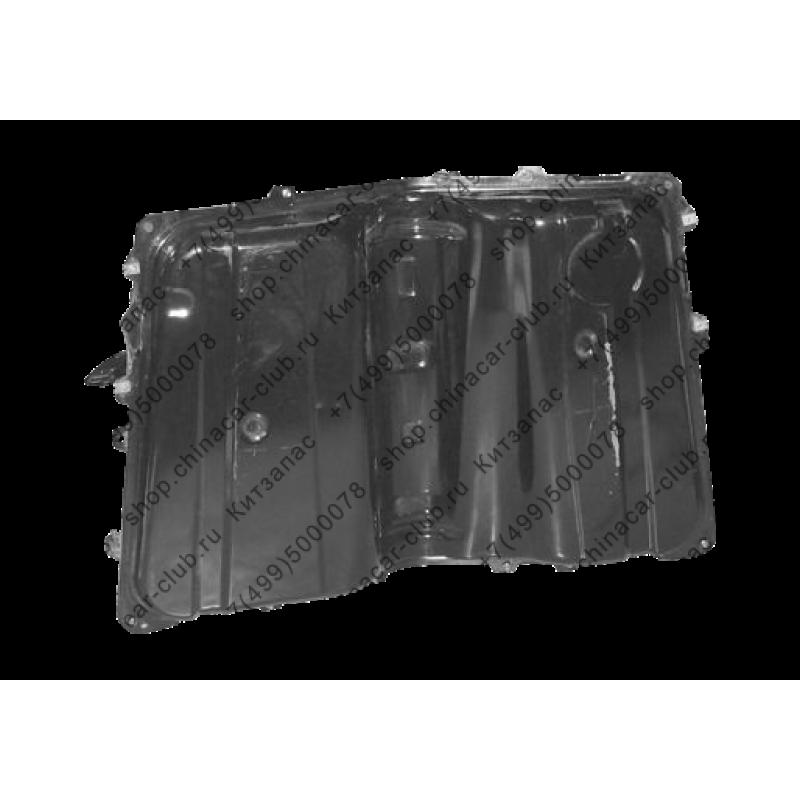 Бак топливный (2.4) (металл)