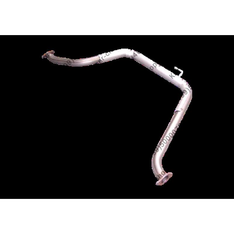 Глушитель средняя часть  (tiggo 2.4at, 1.6/2.0acteco)