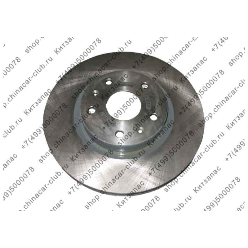 Диск тормозной передний Tiggo T11-3501075