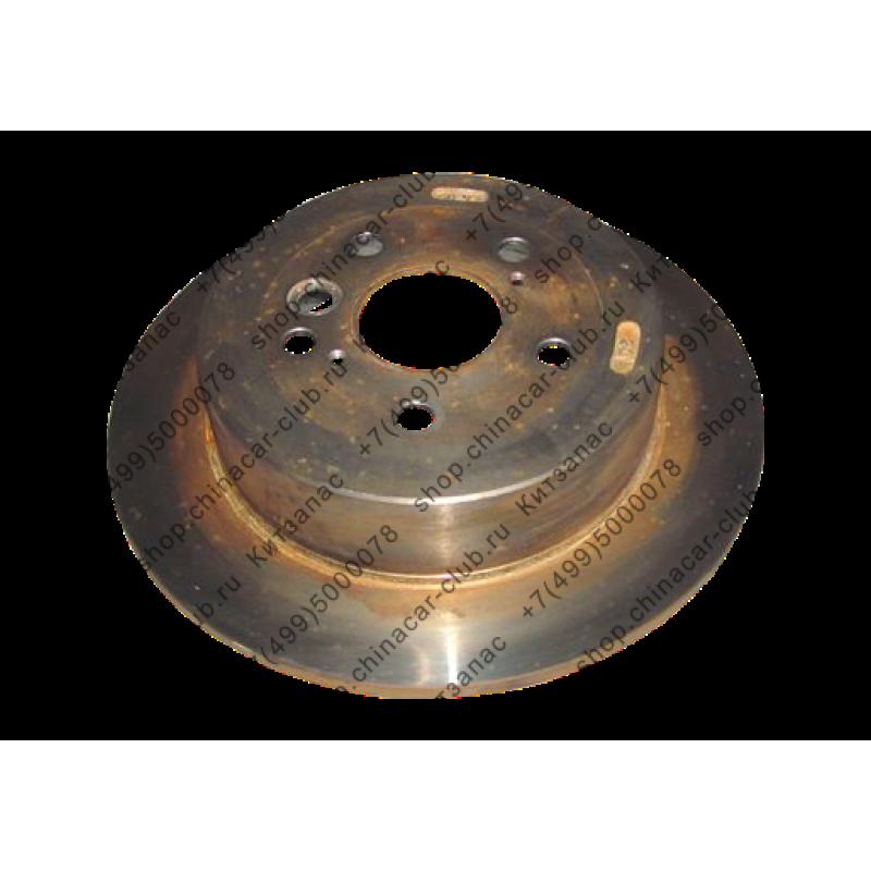 Диск тормозной задний Tiggo T11-3502075