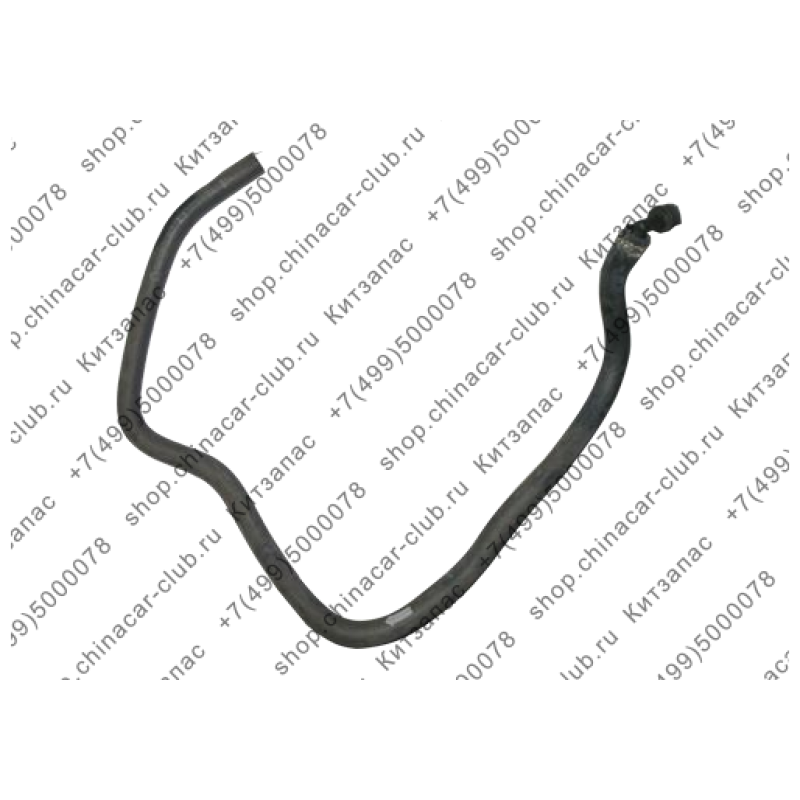Трубка вакуумного усилителя резин.