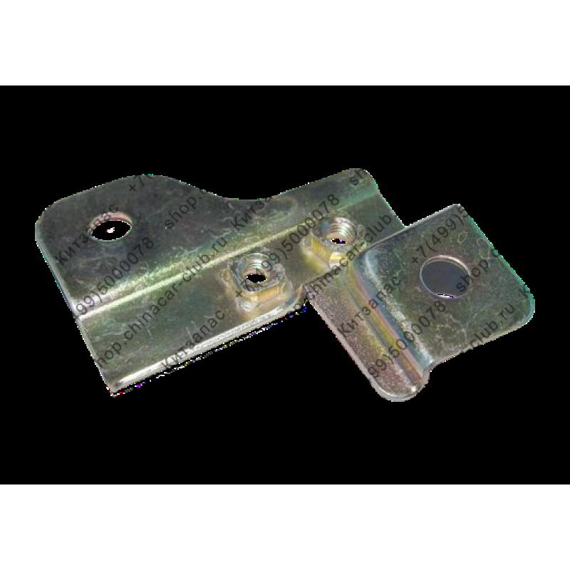 Скоба датчика  металл