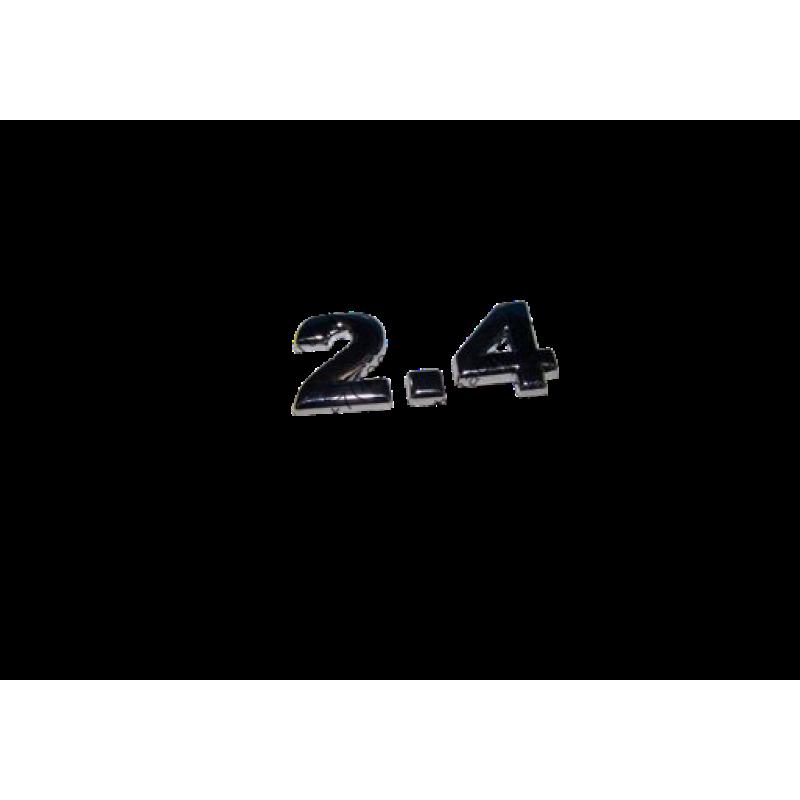 Эмблема 2,4