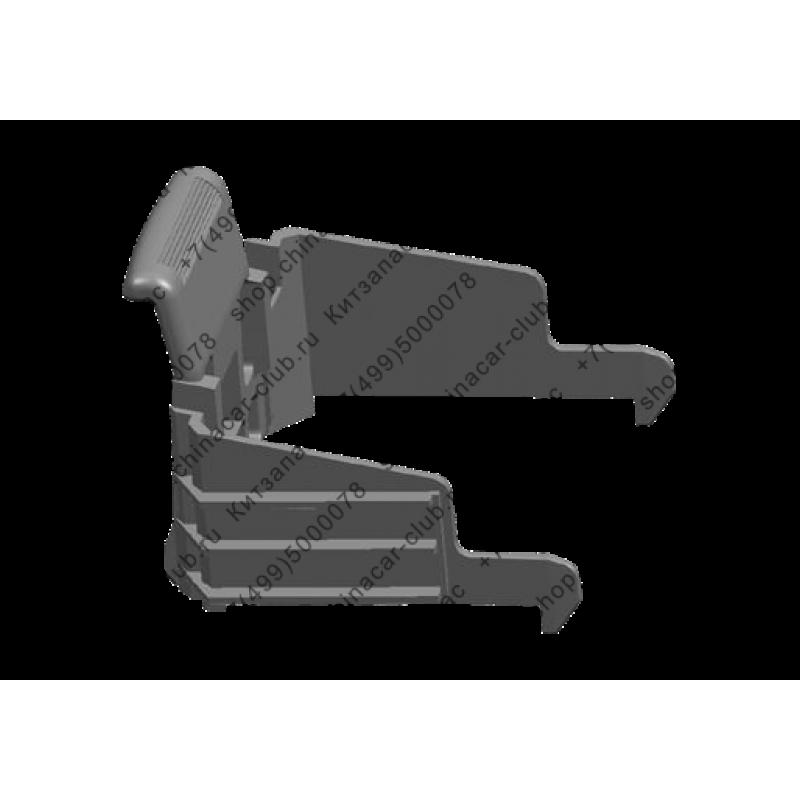 Фиксатор крышки подлокотника