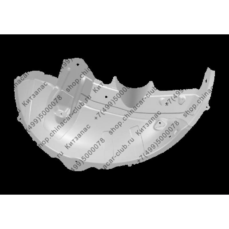 Арка колеса  заднего левого внутренняя металл