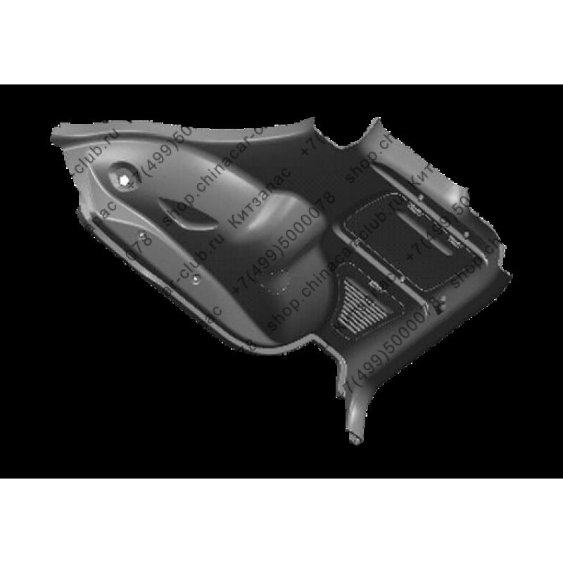 Накладка багажного отделения правая