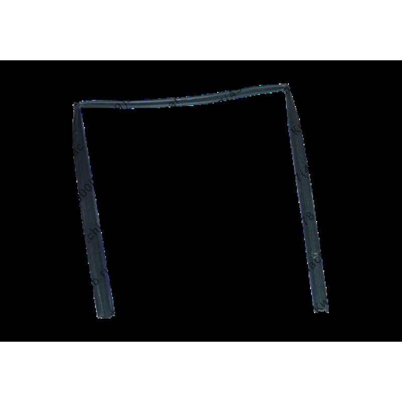 Направляющая стекла двери металл