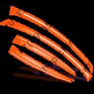Дефлекторы (пластиковые) капота, окон, защита фар