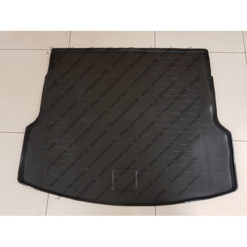Коврик в багажник DONGFENG AX7, 2015->, кросс., 1 шт. (полиуретан)