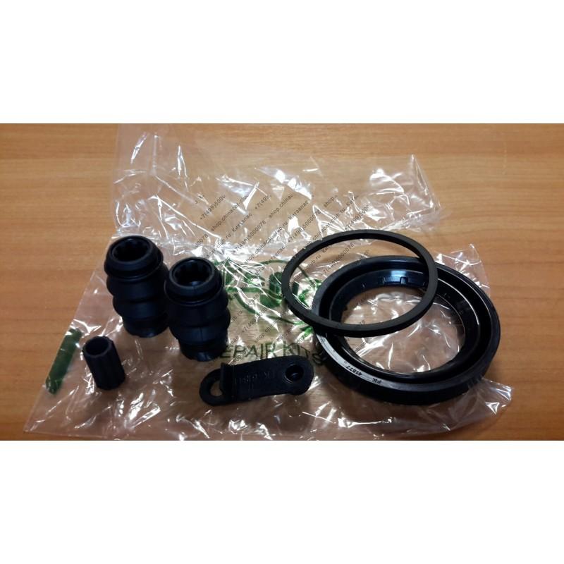 Комплект ремонтный тормозного суппорта переднего DongFeng S30/ H30 Cross (манжета, уплотнитель, пыльники)