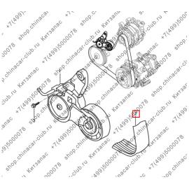 Ремень приводной Dongfeng AX7 2017-