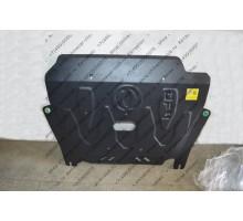 Защита двигателя и кпп с крепежом DONGFENG AX7