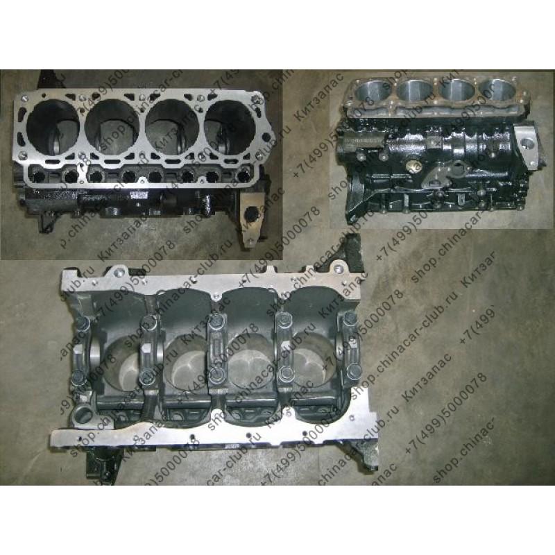 Блок цилиндров 491 двигатель Great Wall Deer/Safe