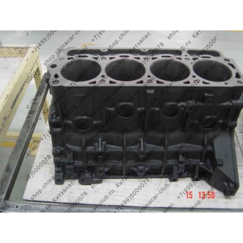 Блок цилиндров 491 двигатель Great Wall Safe Евро-3