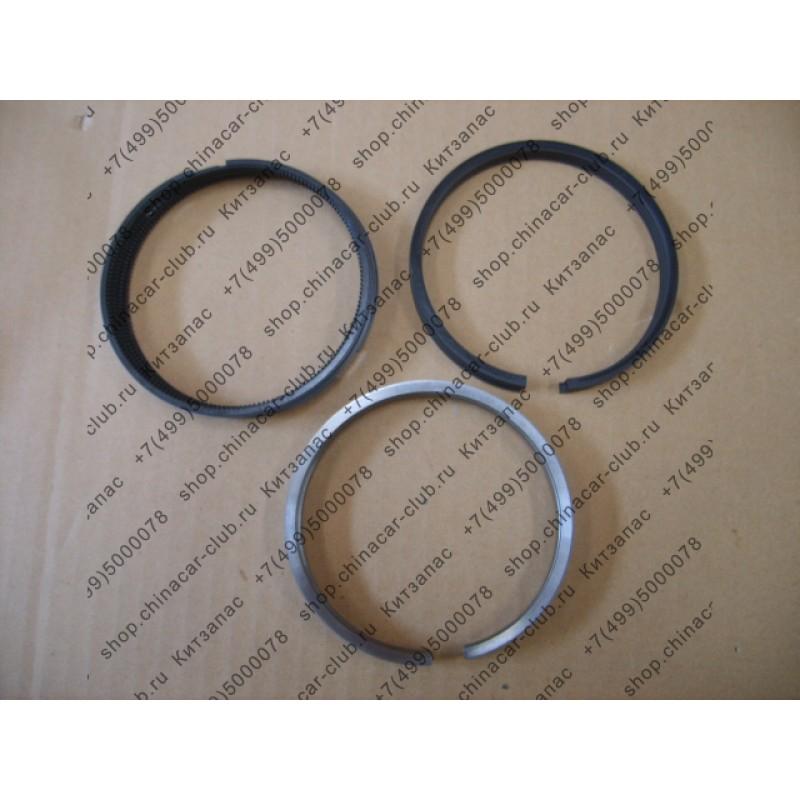 кольцо поршневое(стандарт) к-т Hover Wingle дизель