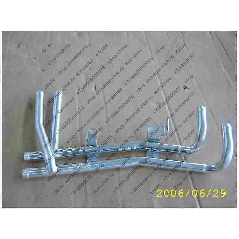 трубки охлаждения корпуса масляного фильтра Hover дизель