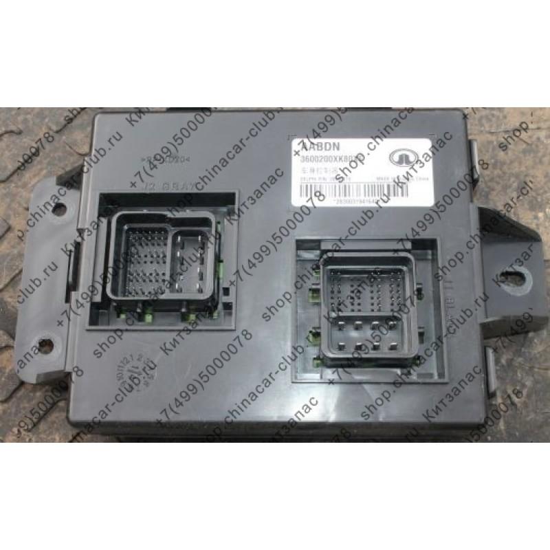 Блок управления электрооборудованием GW Hover H3 NEW/ DW Hower