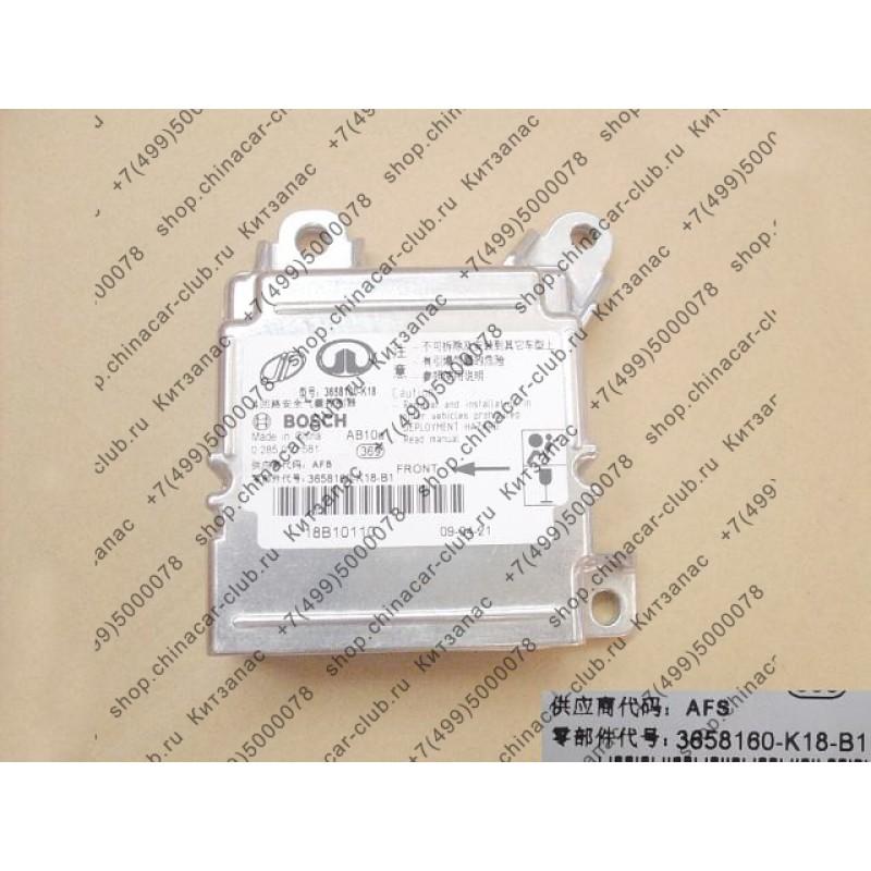 Блок управления подушками безопастности (srs-ecu) Hover H3