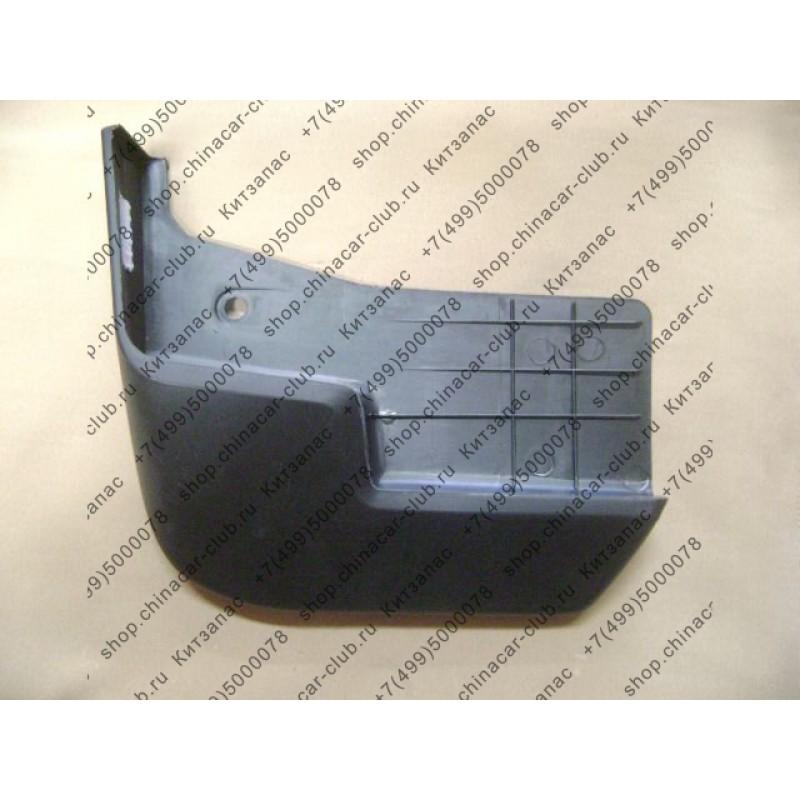 брызговик переднего колеса левый Hover (новая рама 2008г)