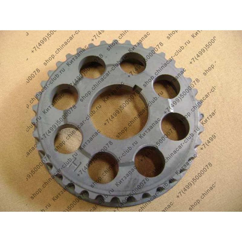 шестерня коленвала привода балансировочных валов Hover, м1 - smd187277