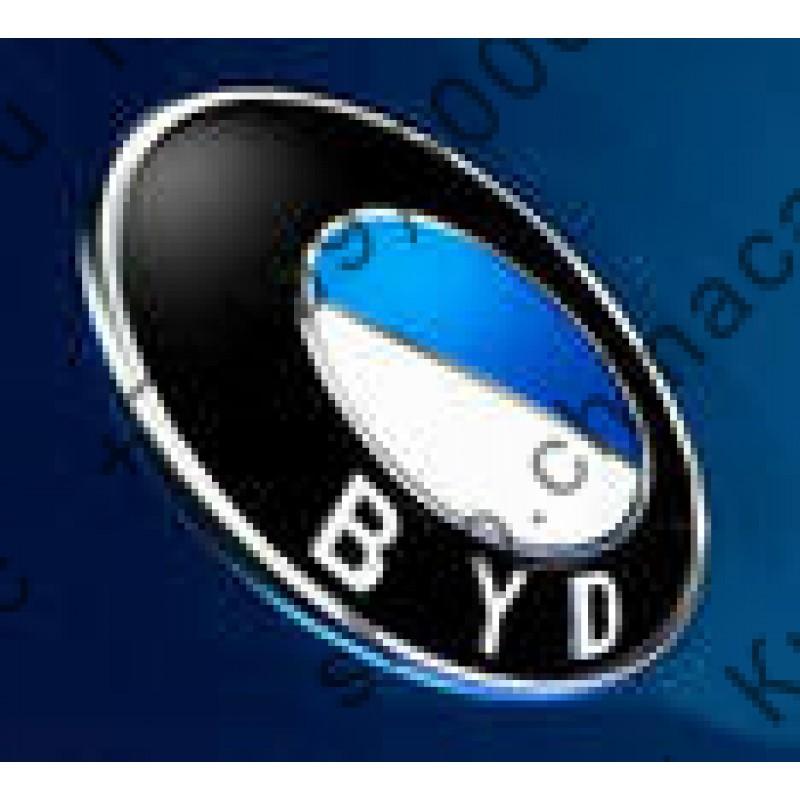 Коврики комплект BYD F3 original (комплект)