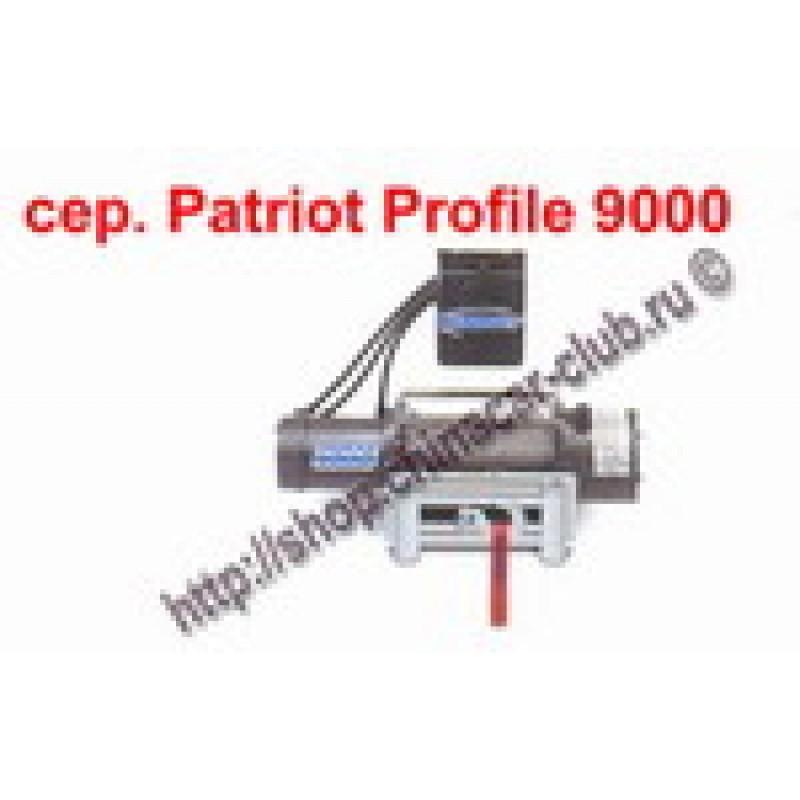 Лебедка Patriot Profile 9000R 12V с радиоуправлением