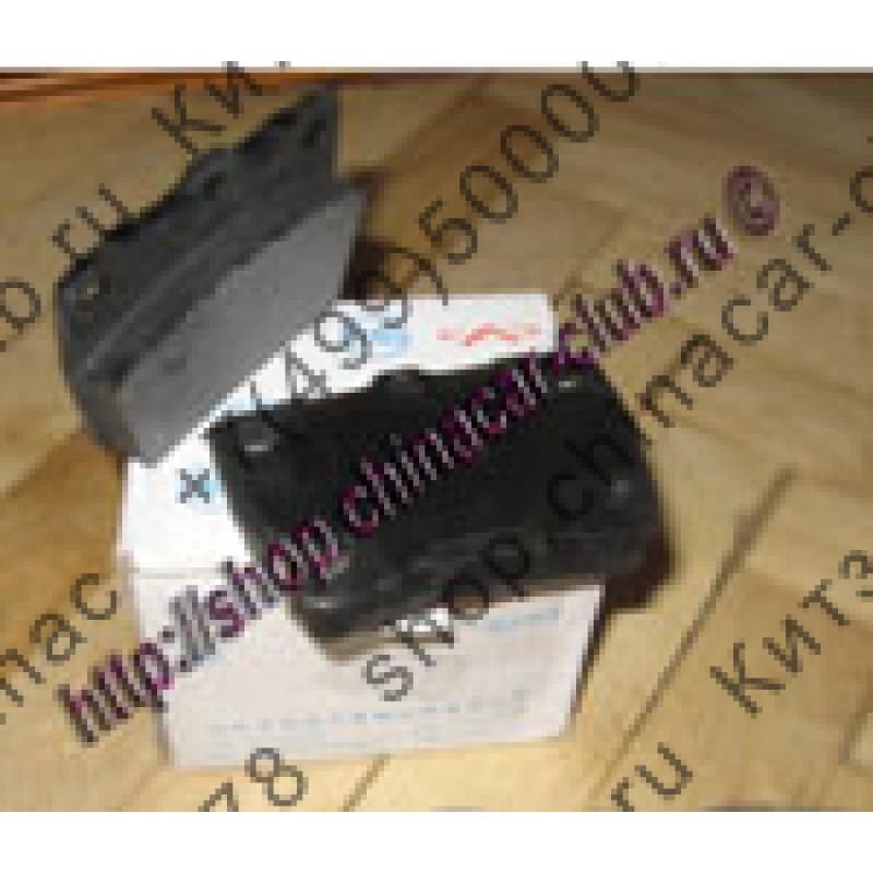 Колодки тормозные задние Tiggo T11-BJ3501080