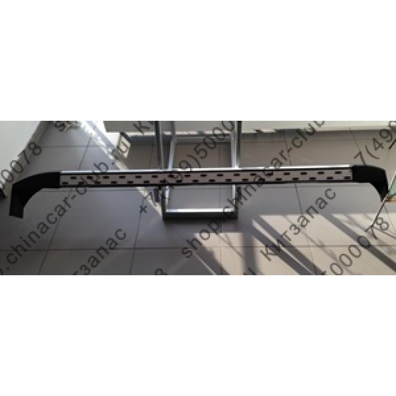 Защита порогов Great Wall Hover H6 OEM Style (производство Китай, Winbo)