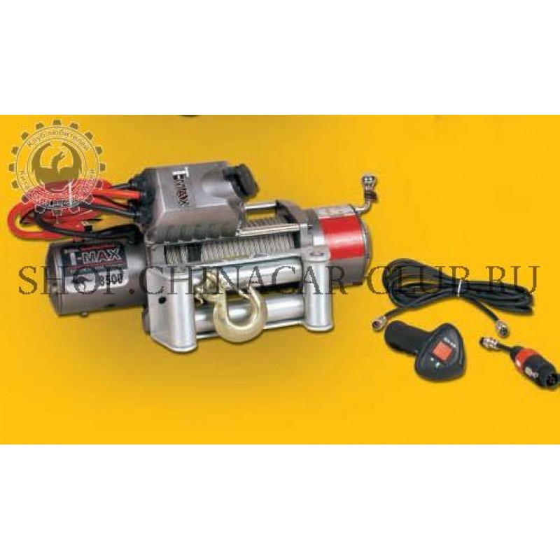 Лебедка автомобильная EW-8500 (OUTBACK) 12 V (радиоуправление)
