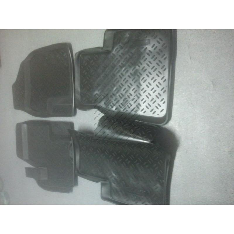 Коврики в салон (комплект) Lifan X60 (2011-)