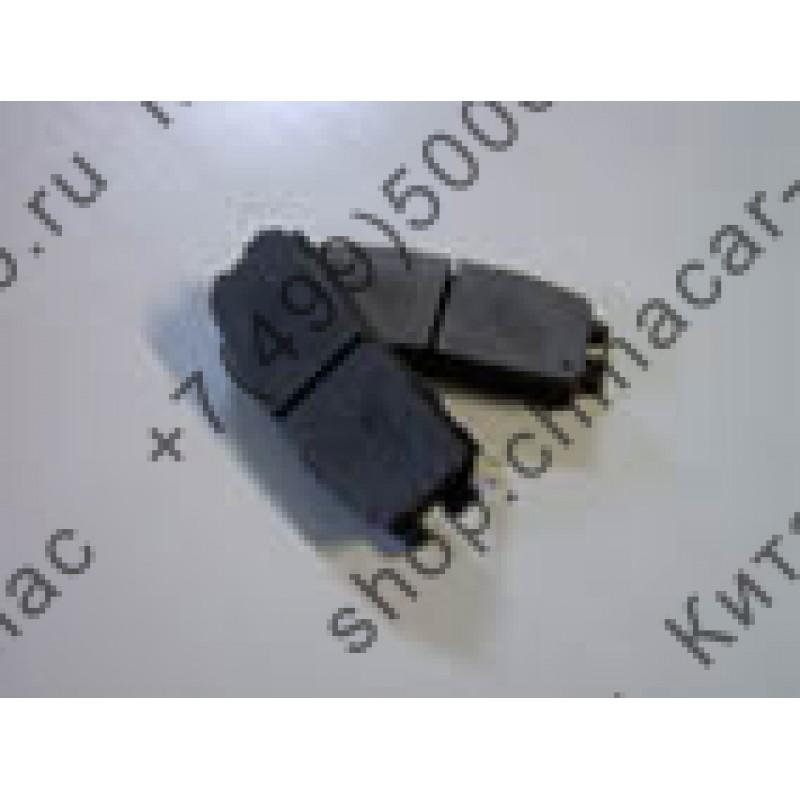 Колодка тормозная задняя (комплект) неоригинал (ИСПАНИЯ, Road House) Great Wall HOVER/H3/H5/H5 ДИЗЕЛЬ/SAFE F1 (Гжель)