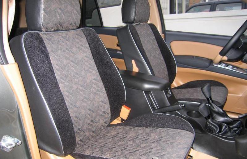Чехлы для сидений great wall hover h3 2010 hover h5