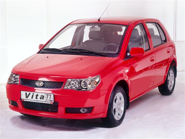 Технические характеристики FAW Vita Hatchback.